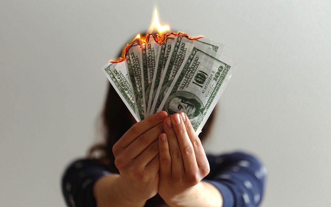 Warum ein Bausparvertrag Ihr Geld vernichtet