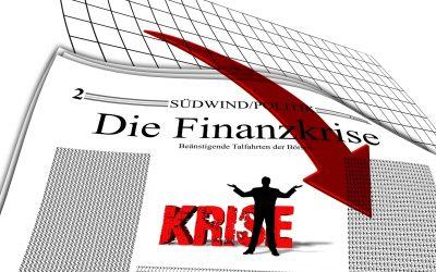 Kommt der Finanz Crash?