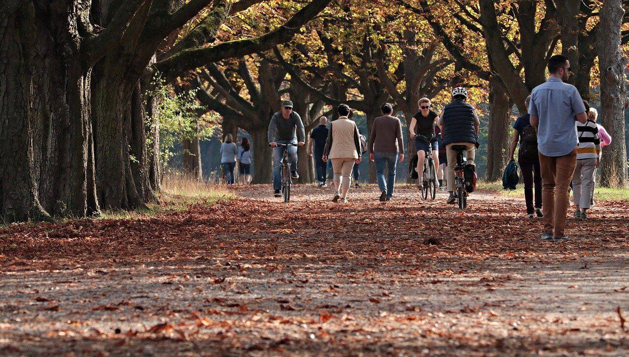 Freiheits-Spaziergang – im Gedenken an Mahatma Gandhi